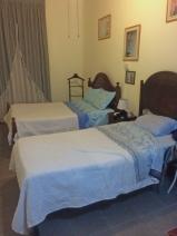 My room at Pensao Ribatejana, Vilafranca de Xira