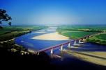 River Tejo, the way I go tomorrow