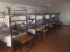 The mixed dorm at Albergue Peregrinos Hilario