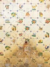 Enjoying Portuguese tiles