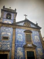 Almas Chapel, Rua de Santa Catarina