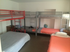The dorm at Casa Laura, Vilarinho