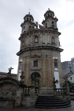 Santuario de Peregrina, Pontevedra