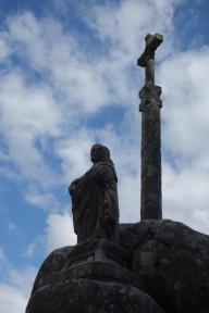 Monte Santiaguino, Padron