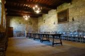 Inside Convento de Herbon