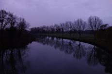 View from Victoria Bridge