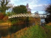 Little Wittenham Bridge