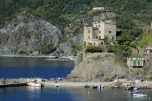 Looking back at Monterosso Al Mare