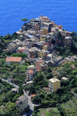 Where I've come from, Corniglia