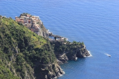 Manarola doesn't seem to be getting any closer!