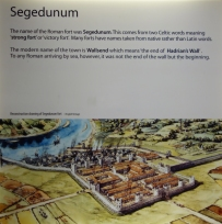 Segedunum Fort