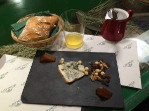 Cabrales cheese, from Asturias
