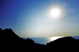 Walking along the Sunline coast