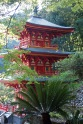 A pagoda at Temple 36, Shoryuji