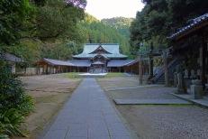 Temple 64, Maegamiji