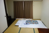 Motodai Business Hotel, Kanonji city, ¥3800 (between temple 70 and 71)