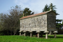 Another horreo granary