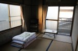 My room with a harbour view at Minshuku Shibayama, Owase, Iseji route