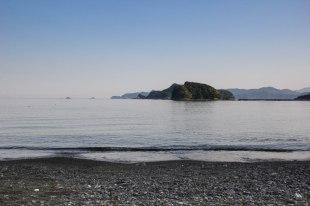 Furusato beach, Iseji route