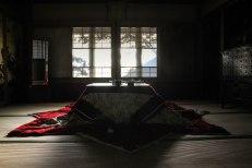 My room at Muryoko-in temple, Koyasan