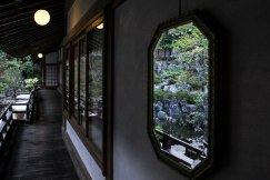 Reflections at Rengejo-in Temple, Koyasan
