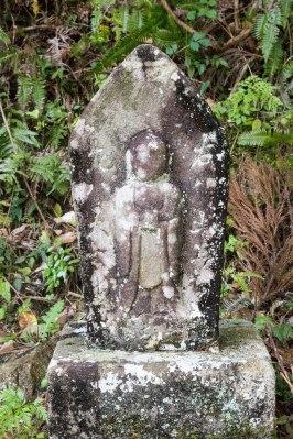 Jizo statue, Ohechi route