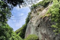 Hananoiwaya rock shrine, Kumanoshi