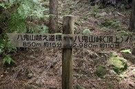 Climbing Mt Yaki-yama on the Iseji route