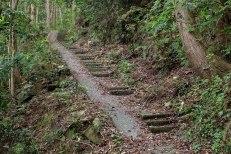 Tobiyatani michi, Ohechi route