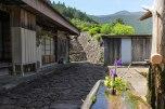 Hatenashi Village on the Kohechi trail near Totsukawa Onsen