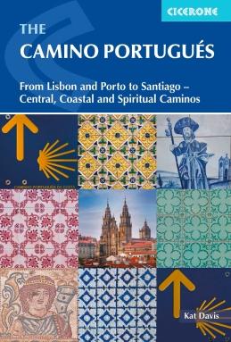 Camino Portugués guidebook