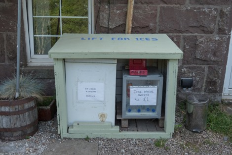 Honesty box