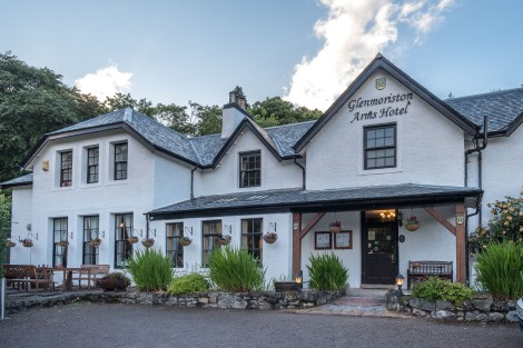 Glenmoriston Arms Hotel, Invermoriston
