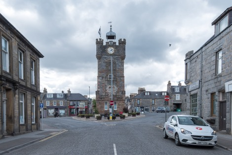 Dufftown, the home of whisky