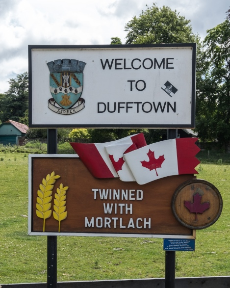 Welcome to Dufftown