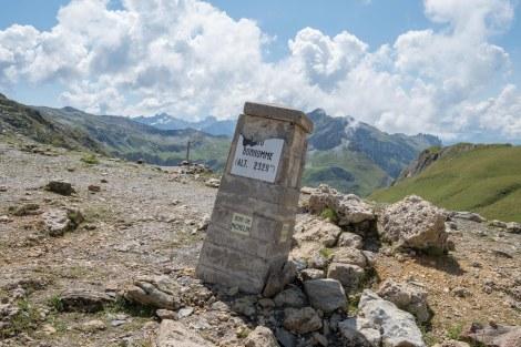 Col du Bonhomme (2329m)
