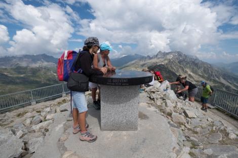 Col du Brevent, 2525m