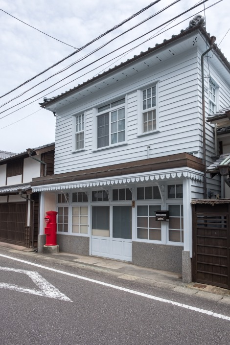 A Meiji or possibly Showa-era building