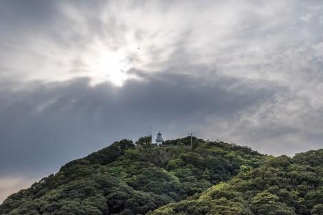 Cape Hyuga lighthouse