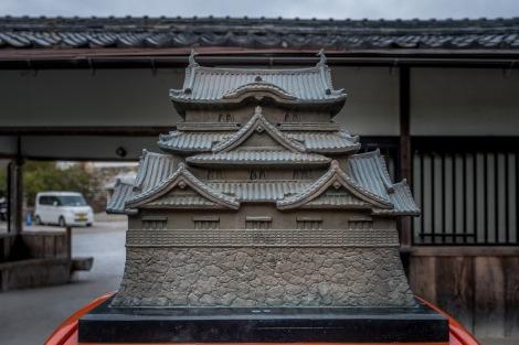 Hikone Castle - I was too late to enter!