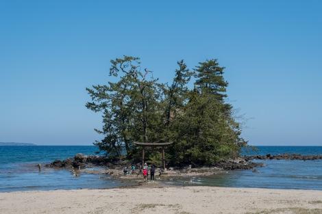 A sacred island