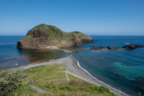 Futatsugame Island, Sado Island