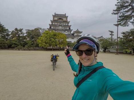 GoPro selfie at Fukuyama castle.JPG