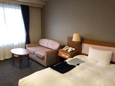 My room at Ako Park Hotel