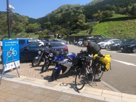 Motorbikes and my bike