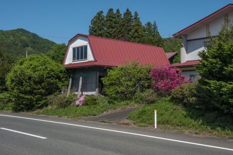Iwate farmhouses