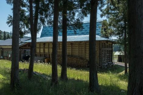 Iwate Prefecture farmhouses