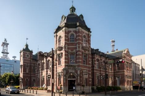The red-brick Bank of Iwate (岩手銀行 赤レンガ館), Morioka