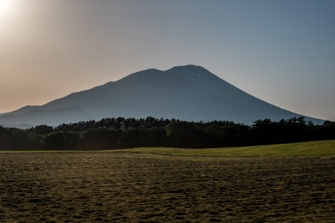 Mt Hachimantai, 1613m