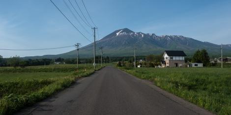 Mt Hachimantai
